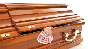 Morirte no te librará de Hacienda