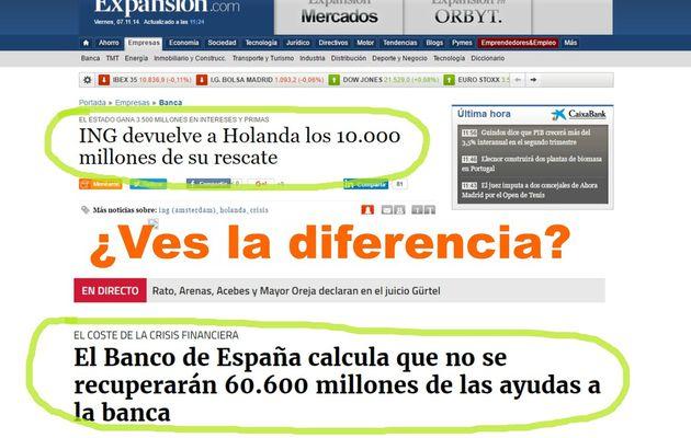 El Gobierno da por pedidos 60.613 millones de euros prestados a la banca