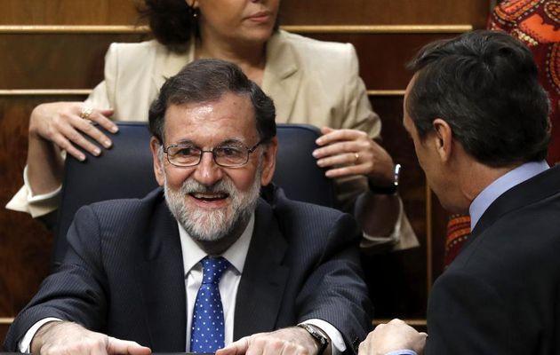 Rajoy afirma que él es el mejor presidente que puede tener España