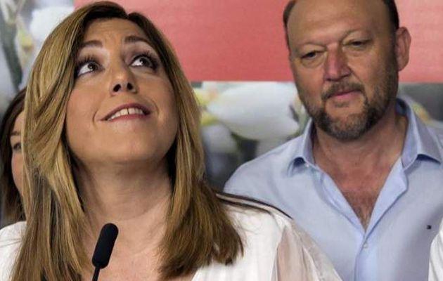 Para Susana Díaz pedirle cuentas por sus errores es: 'desprestigiar, denigrar y manchar la imagen de la sanidad pública andaluza'
