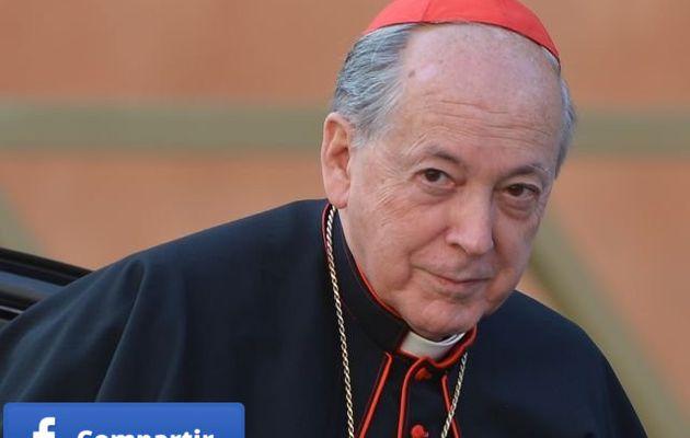 El arzobispo Juan Luis Cipriani justifica las violaciones sexuales contra las niñas