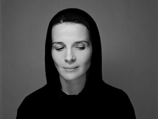des portraits noir et blanc