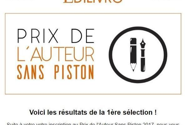 Participation prix sans piston  2017