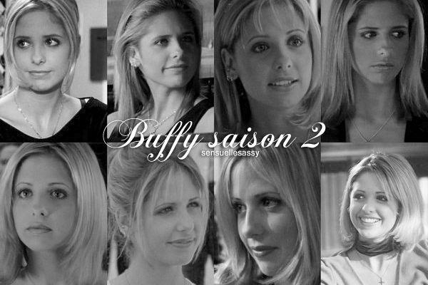 Sarah Michelle Gellar & la saison 2 de Buffy contre les vampires