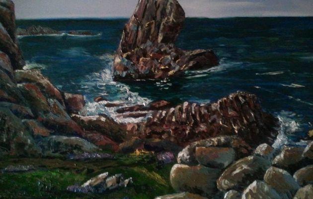 Les roches du Diben