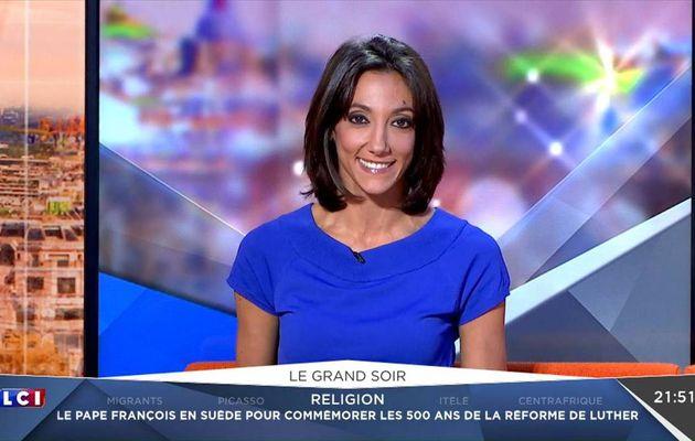 Rebecca Fitoussi Le Grand Soir LCI le 31.10.2016