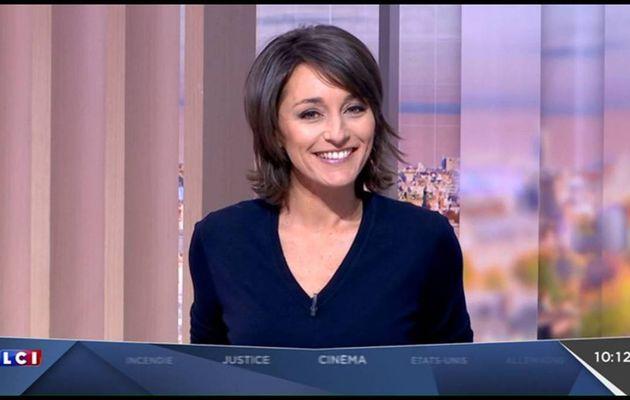 Amandine Bégot LCI Midi LCI le 21.12.2016