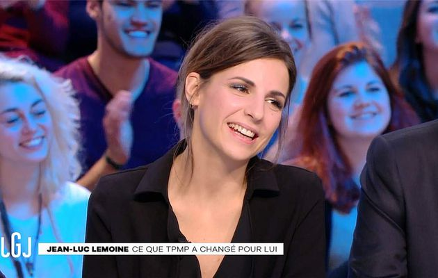 Alice Darfeuille Le Grand Journal Canal+ le 02.02.2017