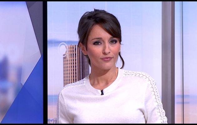 Amandine Bégot LCI Matin LCI le 09.02.2017