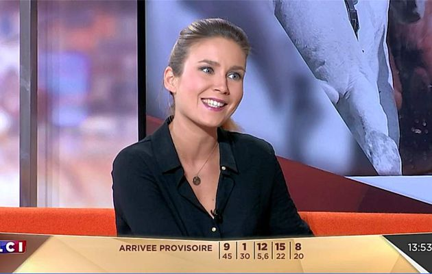 Hortense Villatte LCI Midi LCI le 17.02.2017