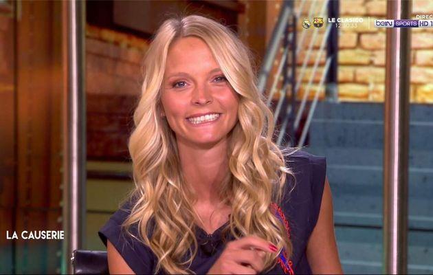 Mariella Tiemann La Causerie beIn Sports le 23.04.2017