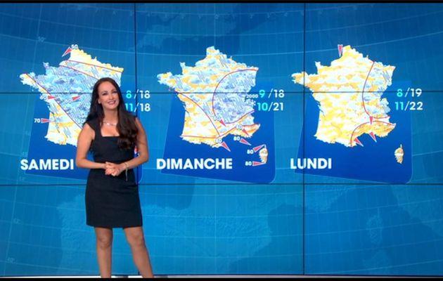 Alexandra Blanc Météo LCI le 05.05.2017
