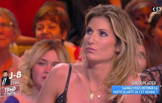 Caroline Ithurbide Touche Pas à Mon Poste C8 le 13.06.2017