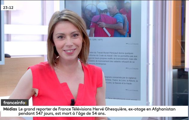 Marianne Théoleyre Franceinfo: le 14.06.2017