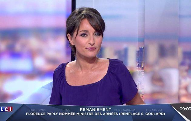 Amandine Bégot LCI Matin LCI le 22.06.2017