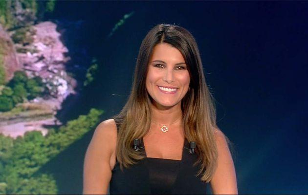 Karine Ferri Tirage Loto TF1 le 28.06.2017