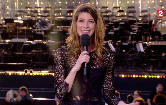 Chloé Nabédian Météo France 2 le 14.07.2017