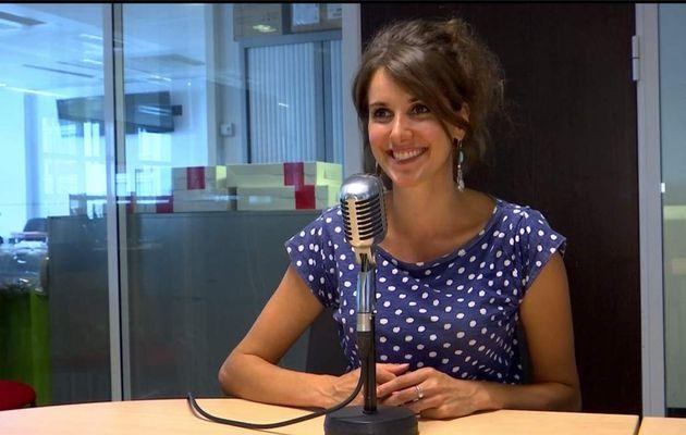 Fanny Agostini A Vous la Terre BFM TV le 03.08.2017