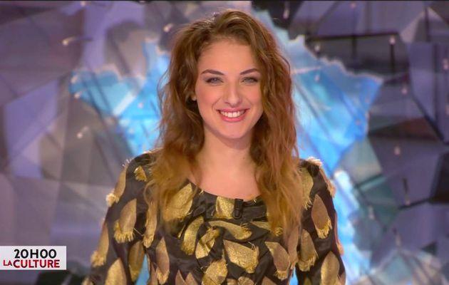 Camille Lavabre L'info du Vrai Canal+ le 10.10.2017
