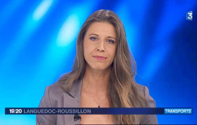 Delphine Aldebert - 28 Octobre 2016 - 19/20 Languedoc-Roussillon