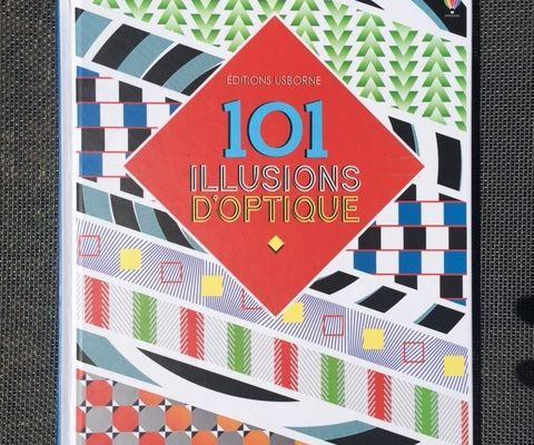 101 Illusions d'optique – Editions Usbornes