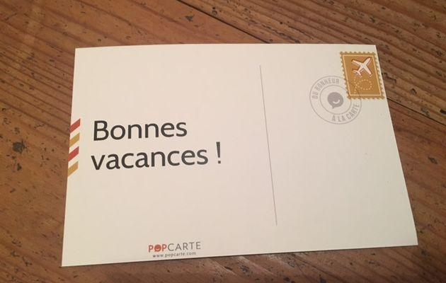 Le retour de la carte postale avec Popcarte (Consours Inside)