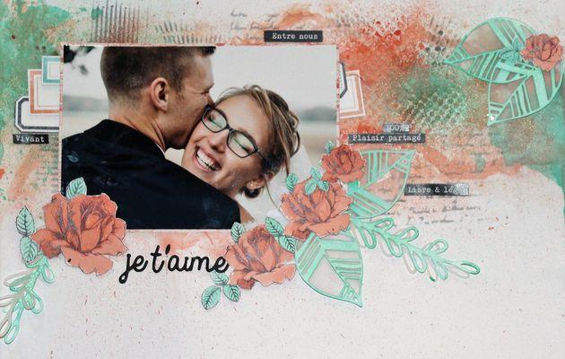 """Page """"je t'aime"""""""