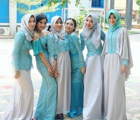 Model Dress Muslim Modern Terbaru