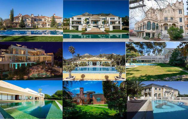 Le Rêve a un Prix ! Les plus belles villas d'Espagne à la vente