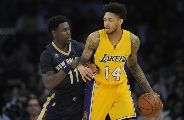 canotte Nba Los Angeles Lakers