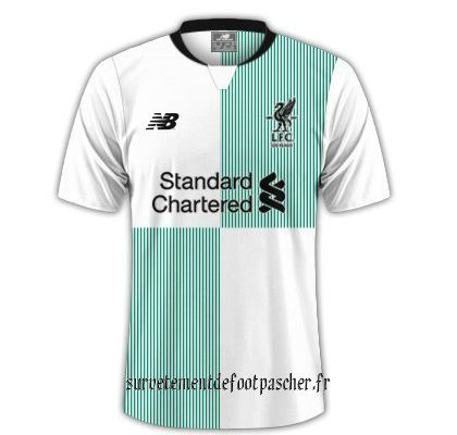 2017-18 maillot Liverpool