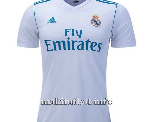 ouveau maillot Real Madrid 2017/2018