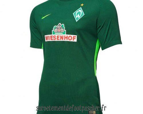 maillot Werder Bremen 2017-2018
