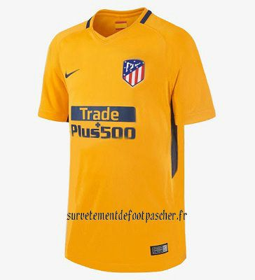 nouvelle maillot Atletico Madrid away 2018