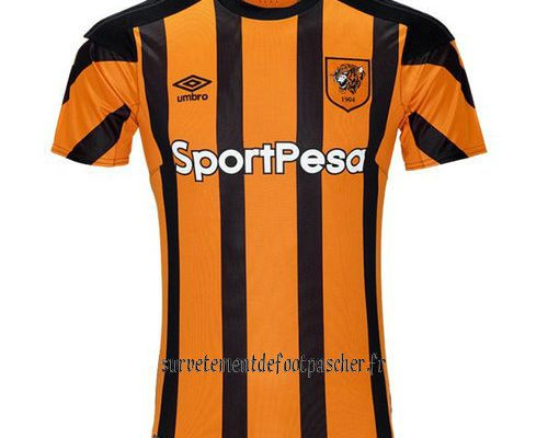 case maillot Hull City 2017-2018