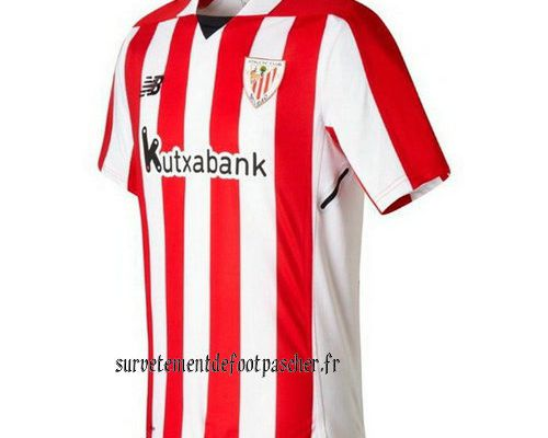 maillot Athletic Bilbao 17-18 Home