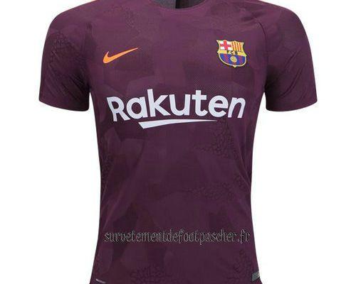maillot equipe de barcelone third 2018