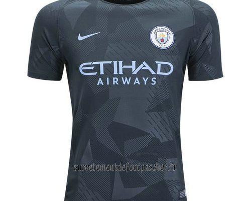 maillots Nike de Manchester City Third 2017 2018