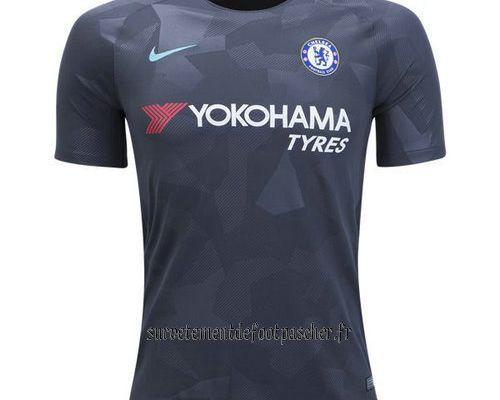 maillot equipe de Chelsea Third 2017 2018