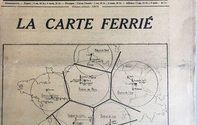 Histoire de  TSF le plan Ferrié