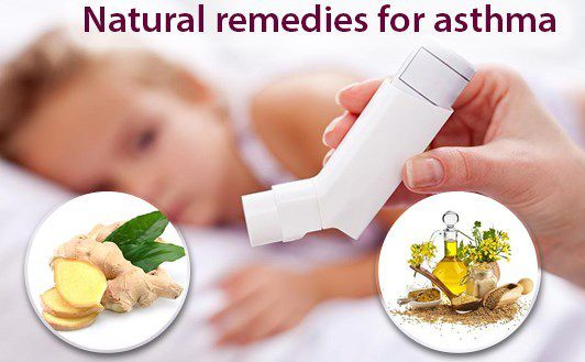 How To Cure Asthma Naturally At Home