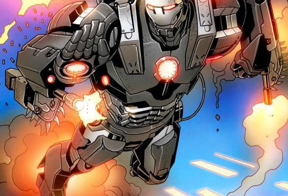 L'Univers de Marvel - WAR MACHINE (Héros)