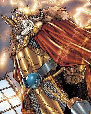 L'Univers de Marvel - ODIN (Héros)