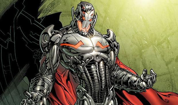 L'Univers de Marvel - ULTRON (Méchant)