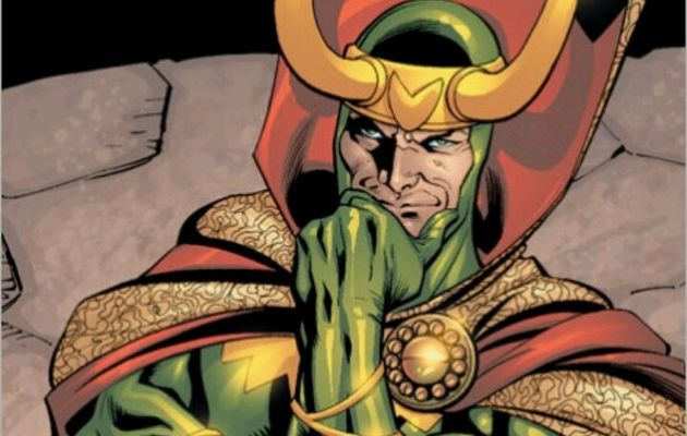 L'Univers de Marvel - LOKI (Méchant)