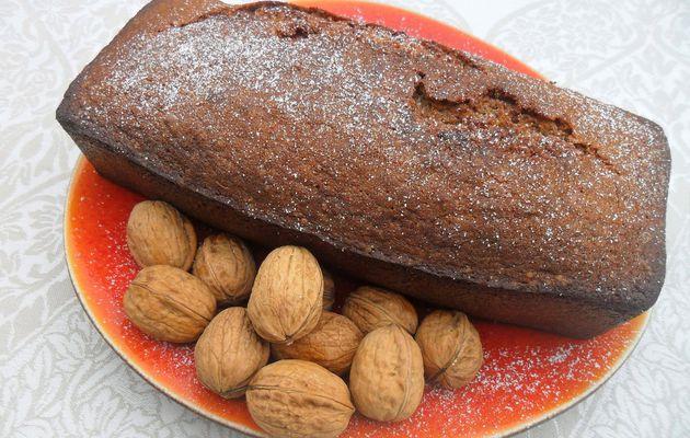 Le cake aux noix