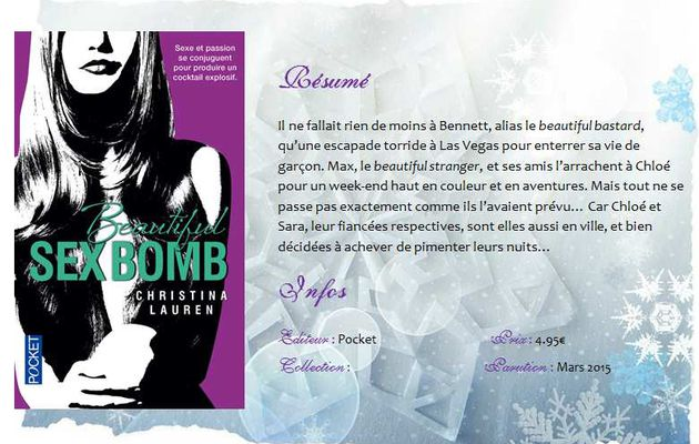Beautiful Sex Bomb (Beautiful Bastard #2.5) de Christina Lauren