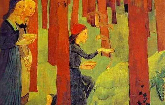 « Au-delà des étoiles » au musée d'Orsay. Un retour aux sources du mysticisme, ancré dans la magie de la nature.