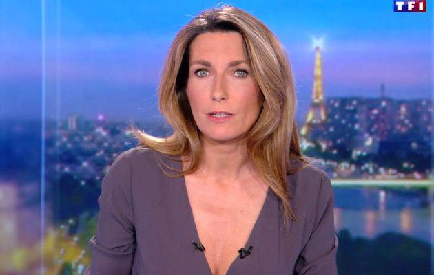Le JT du week end 13h de TF1 du 8 janvier