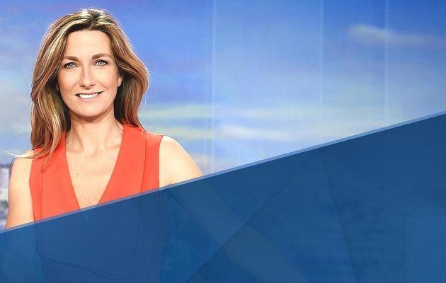 Le JT du week end 20h de TF1 du 26 mai